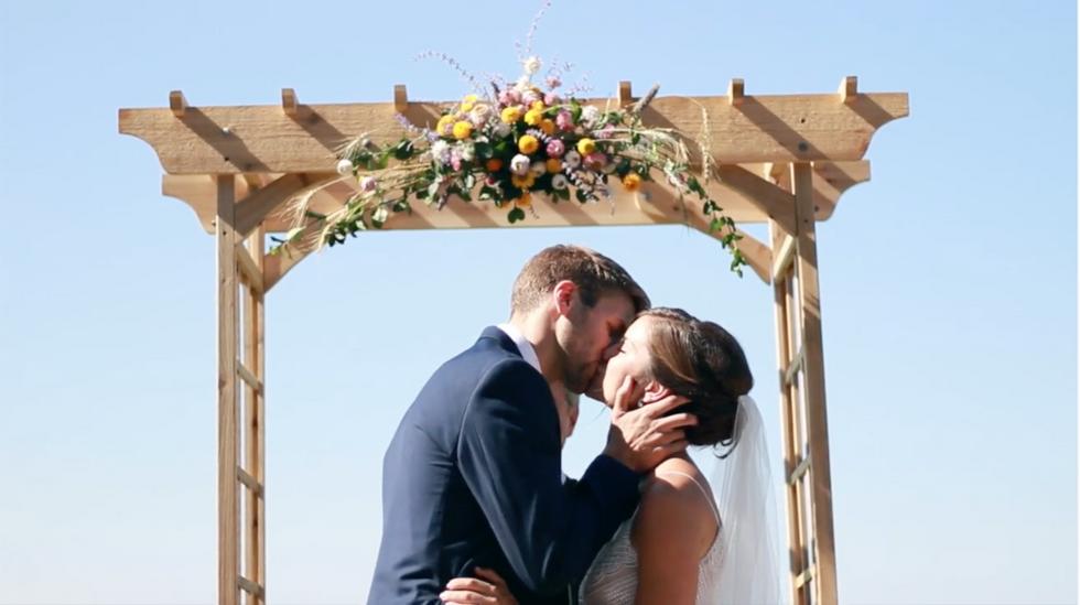 Gale Woods Farm Wedding // Minnetrista, MN