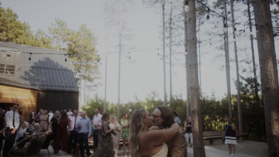 Pinewood Wedding