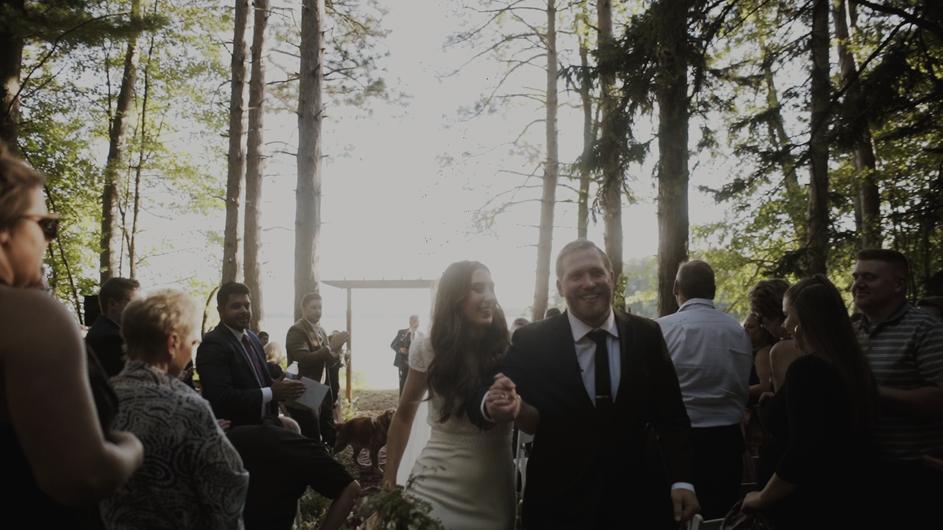 Camp Icaghowan Wedding