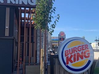 Ouverture ce jour de notre 5ème BURGER KING à Chaumont