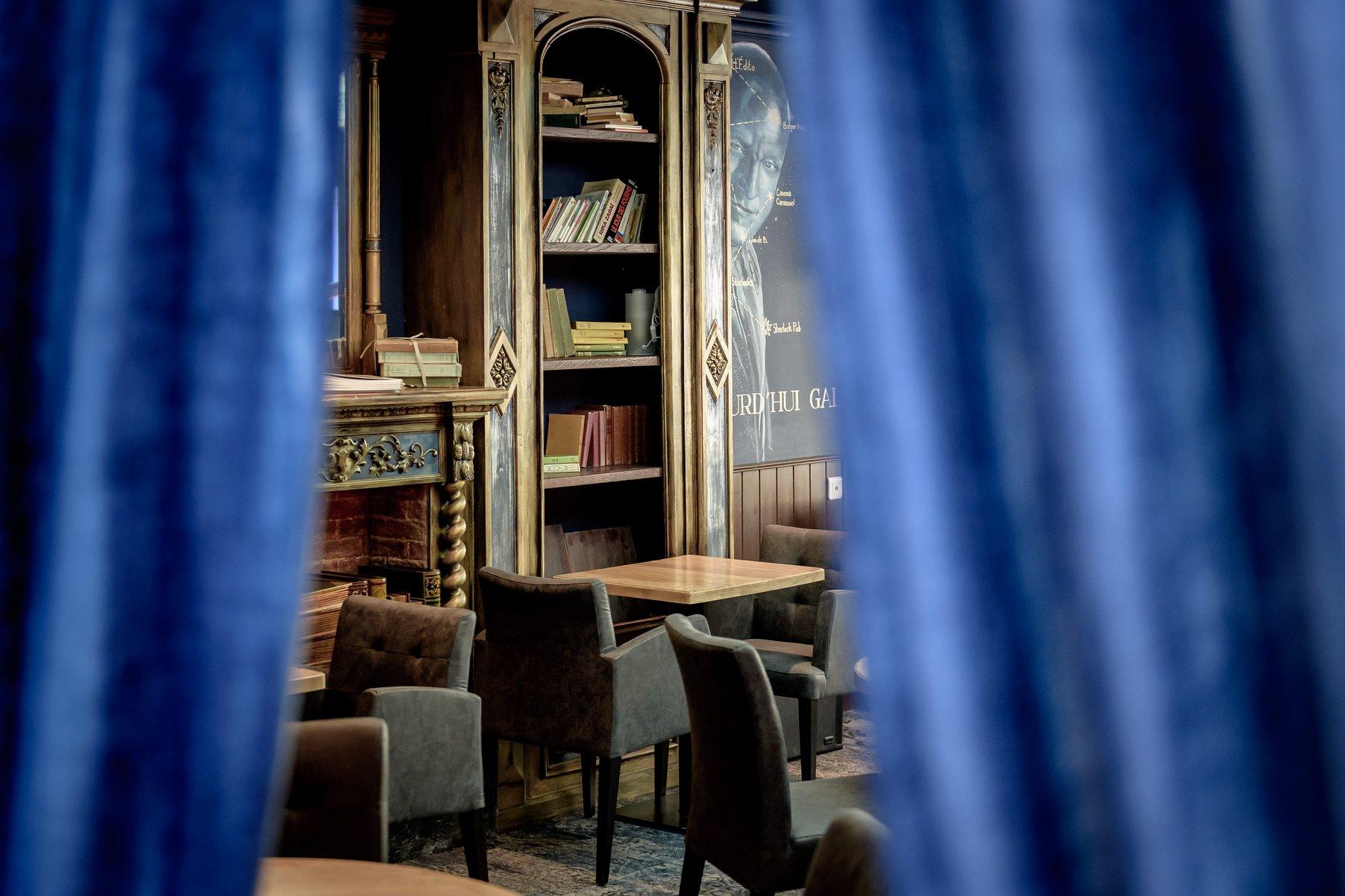 Mr Fogg's Pub Reims salle etage