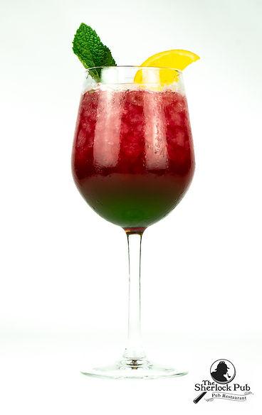 Cocktail restaurant lille Sherlock resta