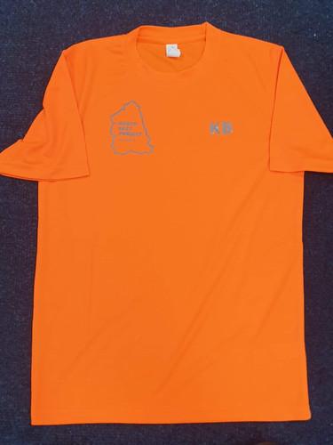 Electric Orange T-Shirt