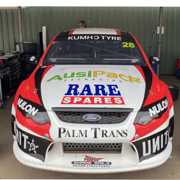 Rare Spares joins Robotham for Super3 Bathurst debut