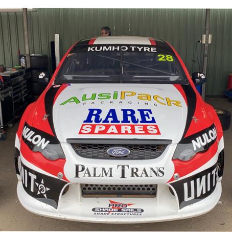 Rare Spares joins Robotham for Super3 Bathurst debut