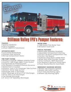Stillman Valley IL Vital Stats