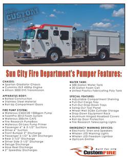 Sun City AZ Vital Stats