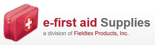 Fieldtex Products logo - e-first aid Supplies