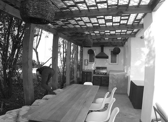 TERRAZA QUINCHO CACHAGUA Costa Cachagua