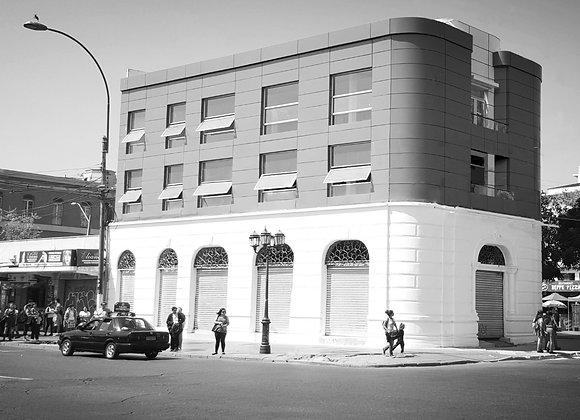 EDIFICIO COMERCIAL AV PEDRO MONTT Valparaíso