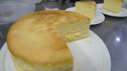 ガーデンクレスオリジナルチーズスフレ