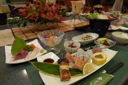 宴会和食料理
