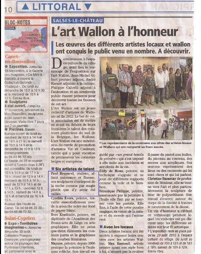 Le Littoral / Salses le Château 2015