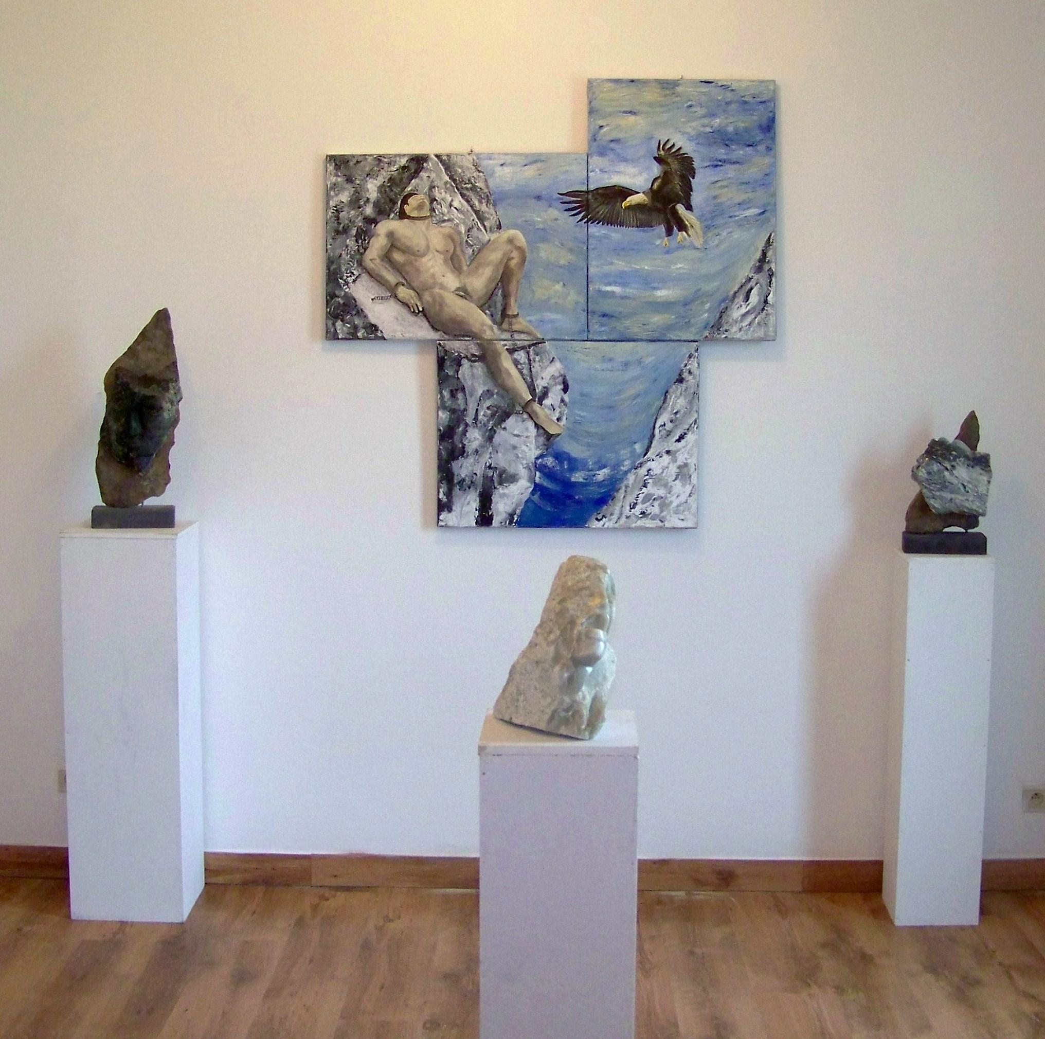 Galerie d'Art à Ligne 2011