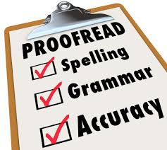 Essay/Paper Editing and Proofreading