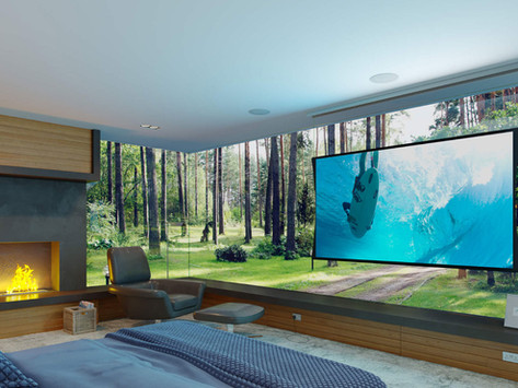 The Golden Age (Home) Theater?