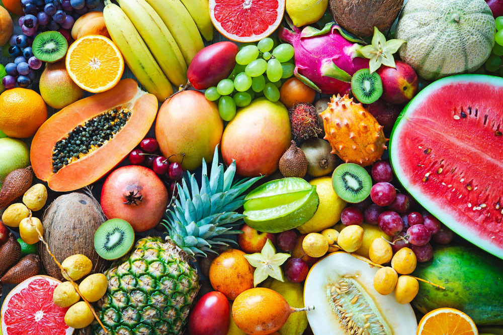 Exotic fruits - The optimal plant-based diet - The Art of Life