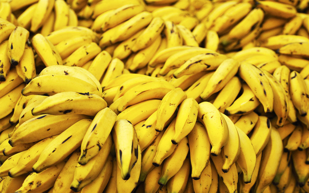 Bananas - Healthy carbs - The optimal plant-based diet - The Art of Life