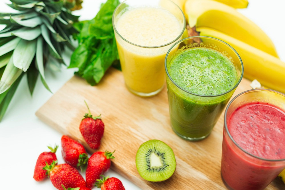 Juice fast detox - The optimal plant-based diet - The Art of Life