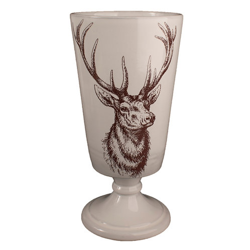 Big Buck Tall Vase