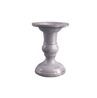 Mercantile Porcelain Candle Holder