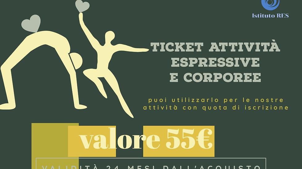 Pass 8 lezioni € 55