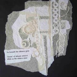 Paper fragment