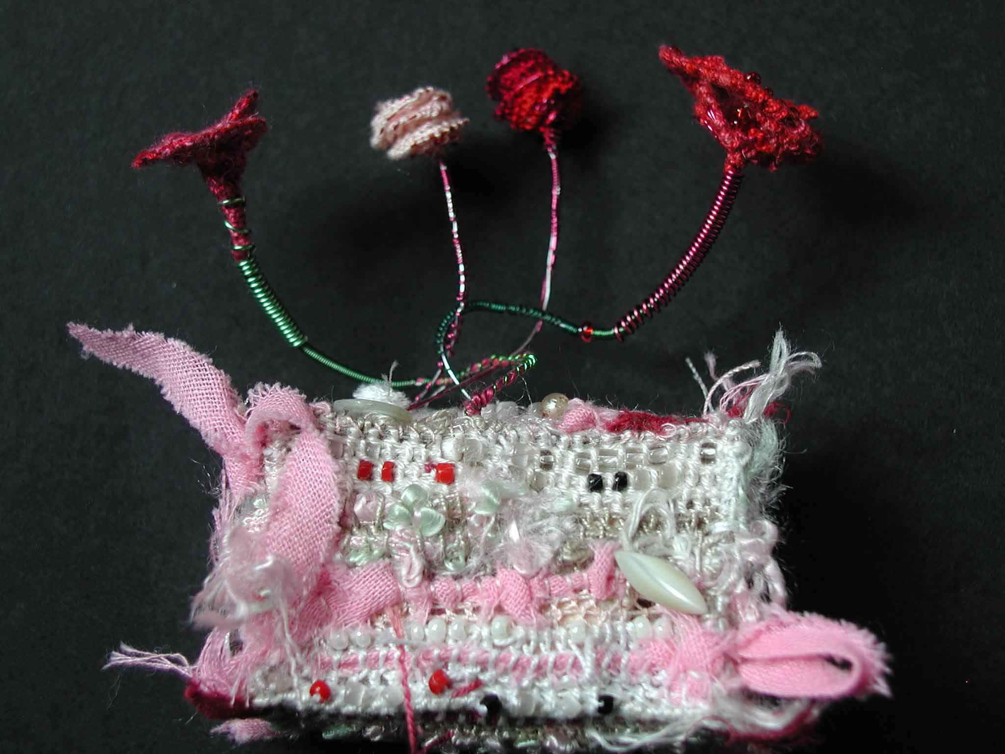 Granny pink bale