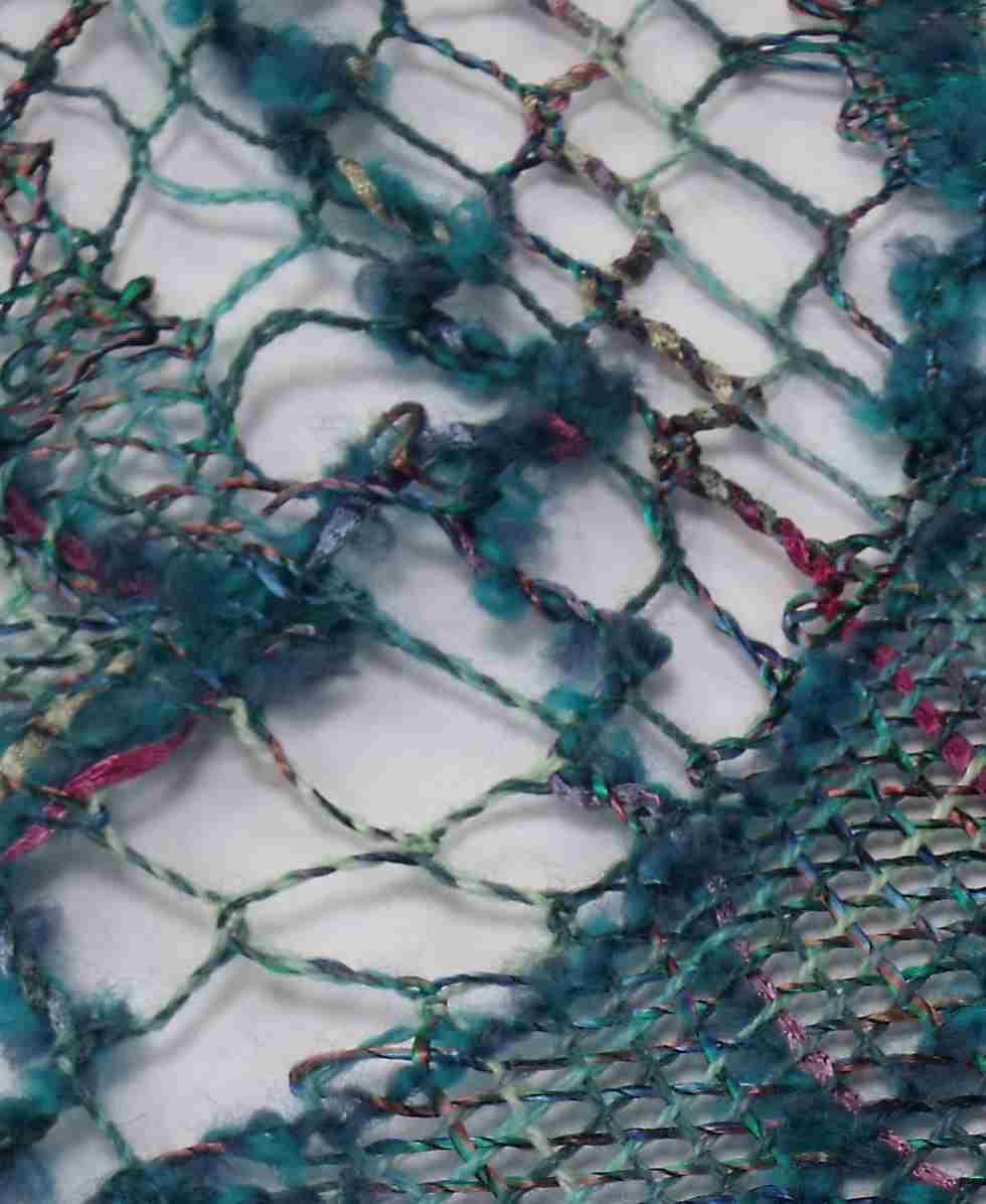 Meandering in wool