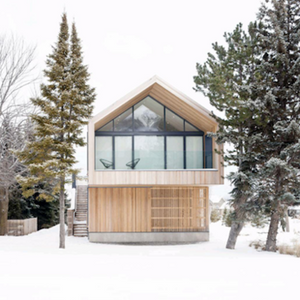 Maison Glissade Cabin by Akb