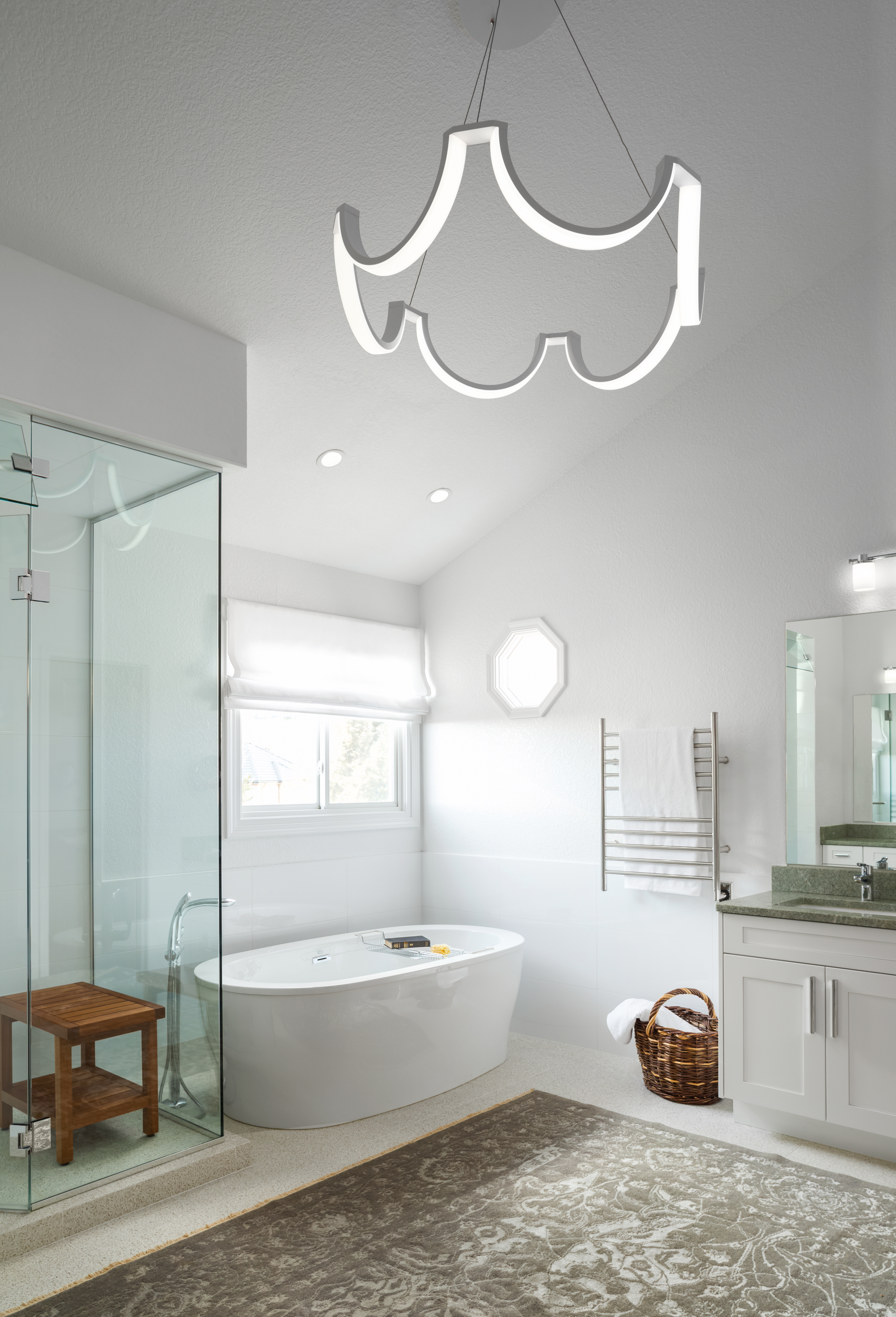 Complete A Tranquil Bath Remodel