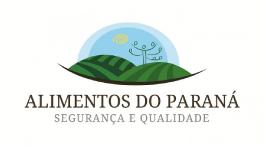 Logo Alimentos do Paraná - Segurança e Qualidade