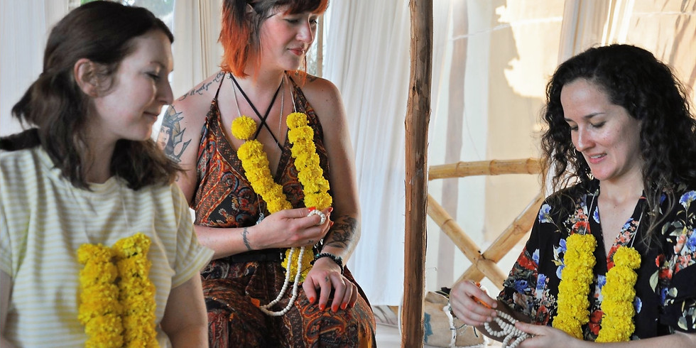 Waiting list // Summer Magic: The Radiant Heart  Journey  - Yin, Mantra & Cacao Ceremony