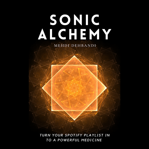 Sonic Alchemy - Turn Your Spotify Playlist Into A Powerful Medicine