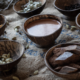 ceremonial cacao by naked chocolate