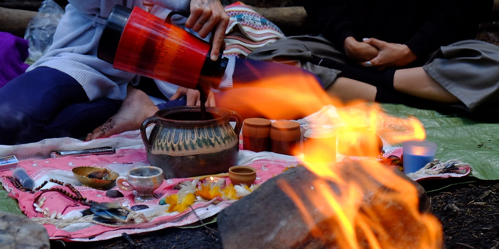 Summer Magic: The Fiery Heart Journey - Yin, Mantra & Cacao Ceremony