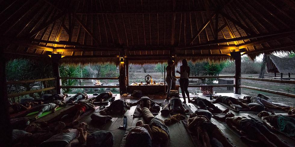 Entspannende Yin Reise