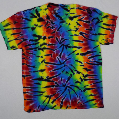 3 spiral rainbow LG