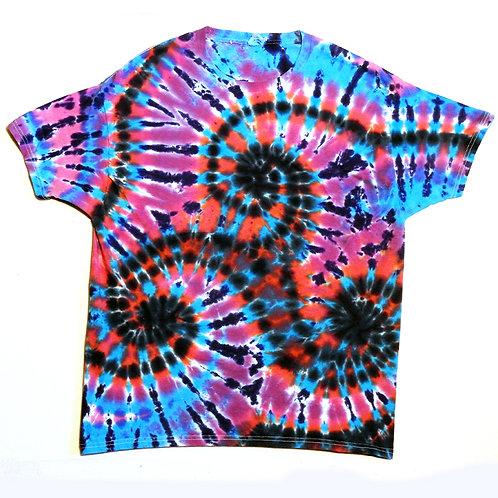 Triskele Tie Dye - Size:XL