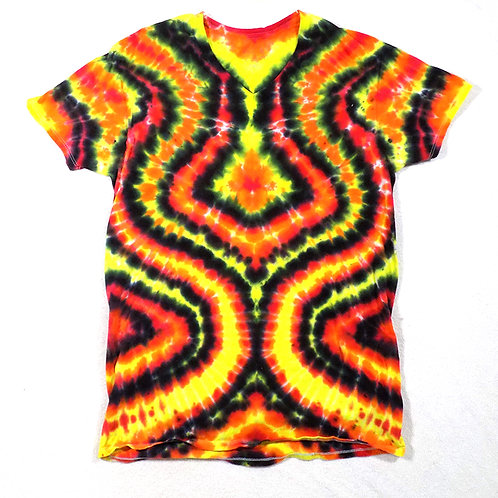 Booty Bumpin' Wig Wag - Size: M (V-Neck)