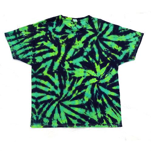 Pinwheel Tie Dye - Size: XL
