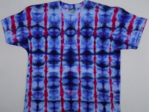 Blue Shibori XL