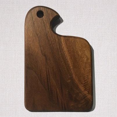"""Solid Walnut Cutting Board - 10""""x7"""""""