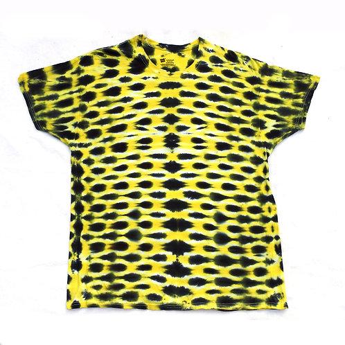 Cheetah Tie Dye - Size: XL