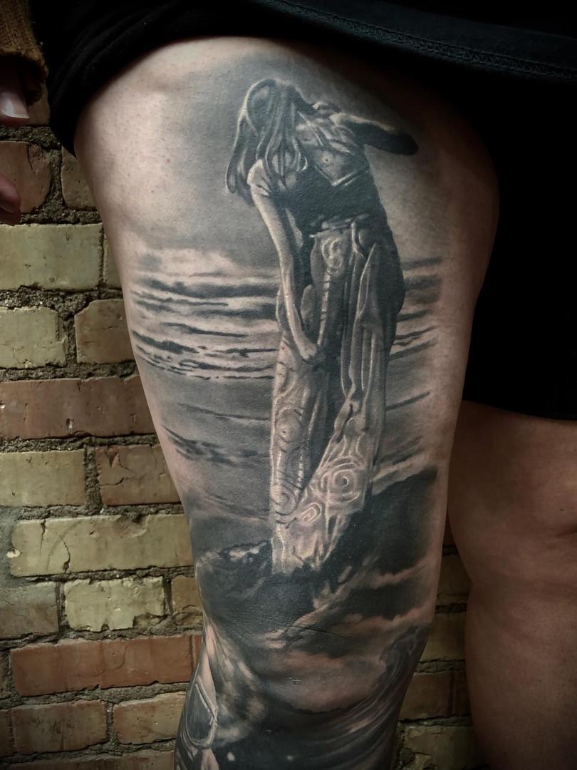 Healed Woman