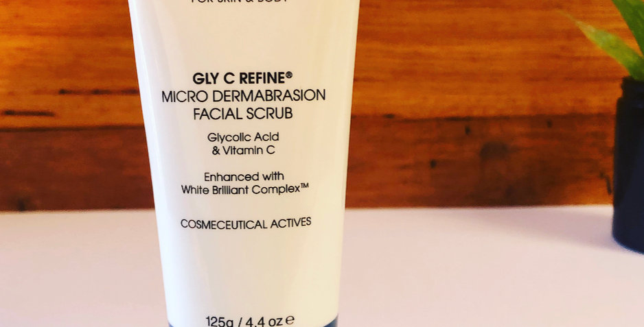 GLY C Refine Micro Dermabrasion Facial Exfoliating  Scrub