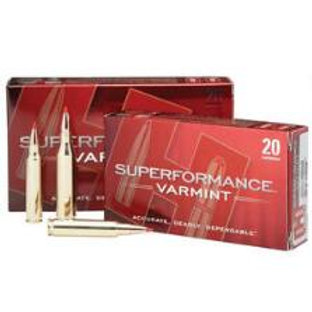 HORNLADY SUPERFORMACE .223  AMMO