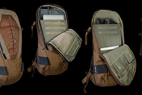EBERLESTOCK S-34 CONCEALMENT BACKPACK