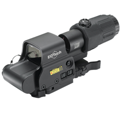 EOTech HHS1 Package w/ EXPS3-4 and G33.STS Magnifier