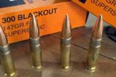 GEMTECH 300 BLK 147 Grain Ammunition